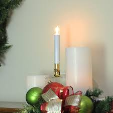 9 5 single light ivory candolier christmas indoor candle l amazon com 8 gold indoor christmas candle l with timer clear