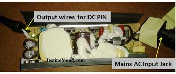sony laptop charger repair intermittent problem electronics