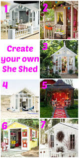 10 best my she shed images on pinterest backyard sheds craft