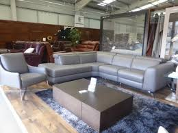 leather electric recliner chaise corner sofa natuzzi editions artisan luca penserio electric reclining chaise