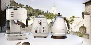 Toaster And Kettle Set Delonghi De U0027longhi Offers You A Premium Range Of Kitchen Appliances Home