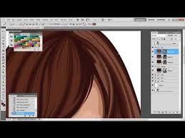 tutorial cara vector photoshop tutorial vector photoshop vexel youtube