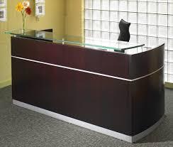 Small Reception Desk Ideas Desk Impressive Top 25 Best Used Reception Ideas On Pinterest Base