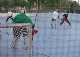 inline hockey draws soldiers civilians article the united