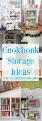 best images about kitchen and home organization pinterest new ideas for storing cookbooks organizing lifekitchen