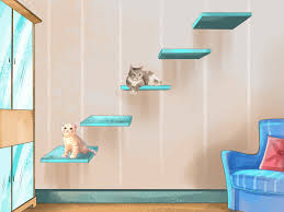 how to make cat jungle gyms and playgrounds 12 steps