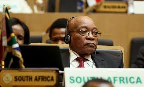 South African Cabinet Ministers Pictures High Stakes Drama As South African President And Finance Minister