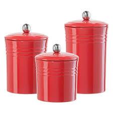 interior modern kitchen canister sets for kitchen decorating