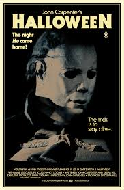 halloween pelicula cartel cine pinterest horror michael