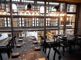 5 things to do at quill restaurant king street manchester 5