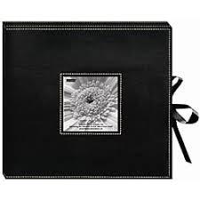 Black Leather Photo Album Photo Albums Shop The Best Deals For Nov 2017 Overstock Com