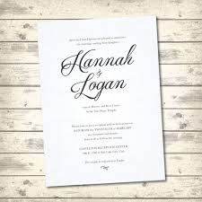 non traditional wedding invitation wording non traditional wedding
