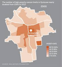 Syracuse University Map Smith Syracuse Can Beat Poverty With Data U2014 If It Remembers The