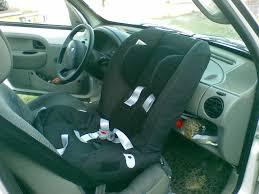 peut on mettre un siege auto devant besoin de vous pour choisir mon siège rf