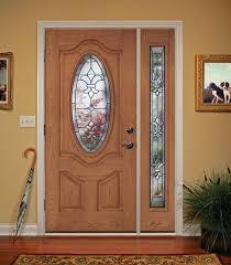 Feather River Exterior Doors Feather River Door Fiberglass Entry Doors Light Oak Door Flickr