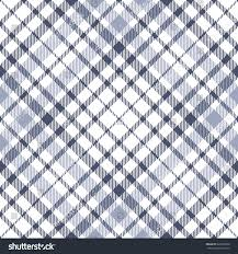 seamless tartan plaid pattern fabric texture stock vector