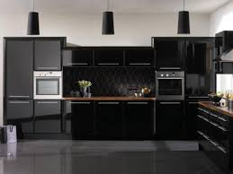 cabinet choosing the best black kitchen cabinets black elegance