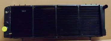 copper jeep cherokee old or obsolete jeep radiator by everide radiator