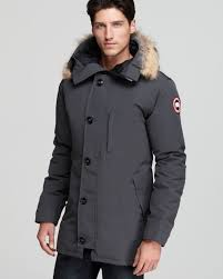 canada goose lodge hoody navy mens p 31 canada goose chateau parka with fur in gray for graphite