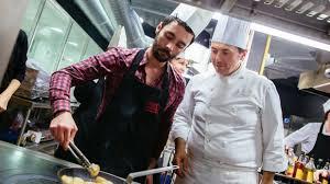 cours de cuisine avec thierry marx on a testé l école de cuisine de thierry marx voici
