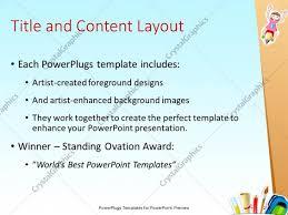 kid powerpoint templates eliolera com