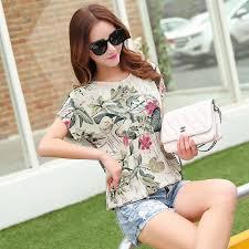 s plus size blouses floral print s blouses shirts summer tops casual plus