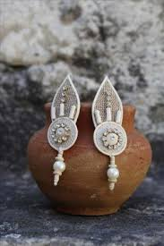 jute earrings earrings ethnic jute earrings online shopping india