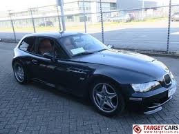 bmw z3 m coupe s54 bmw z3m m coupe 3 2l 325hp s54 m coupe 03 02 black 26632km lhd