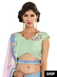 blouse for the best blouse designs for with a large bust the ethnic soul