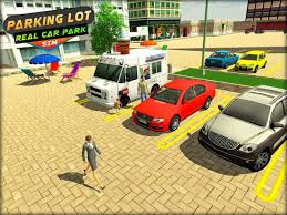 parking lot real car park sim android apps on google play