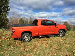 tundra truck on the road review toyota tundra double cab limited the