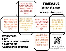 printable question dice trust me i m a mom family games that encourage gratitude