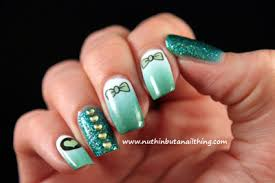 nail art tattoos nail design ideas