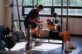 Weight Bench With Spotter How To Be A Good Bench Press Spotter
