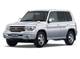 mitsubishi white car picker white mitsubishi pajero io
