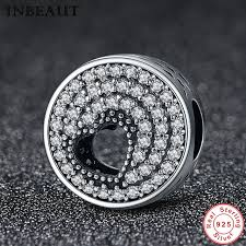 pandora silver link bracelet images Inbeaut women wedding jewelry 925 sterling silver chain link jpg