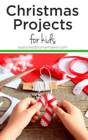 fun christmas projects for kids that will keep them occupied