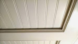 beadboard ceiling panels room design ideas