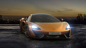 mclaren p1 custom paint job 2016 mclaren 570s coupe wallpaper 1366 x 768 ventura orange