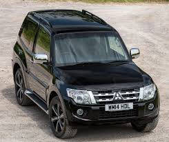 mitsubishi shogun 2016 new mitsubishi shogun swb barbarian for uk will make you miss the