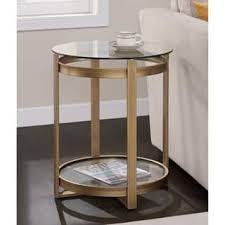 Glass End Tables Glass Coffee Console Sofa End Tables For Less Overstock