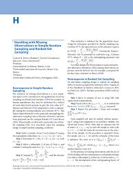 hypergeometric distribution and its application in statistics