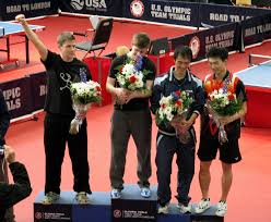 Us Table Tennis Team How To Watch The Olympic Table Tennis Trials Sports Walkabout