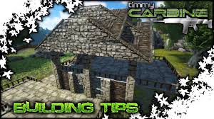 house building tips ark se building tips timmycarbine youtube