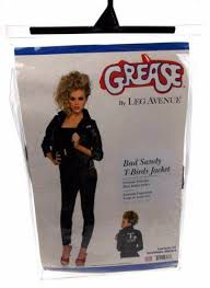 Bad Sandy Halloween Costume Leg Avenue Grease Bad Sandy Small Birds Funsationalfinds
