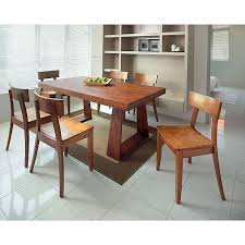 emily new oak 7 piece dining set free shipping today overstock