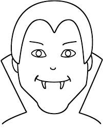 vampires coloring pages getcoloringpages