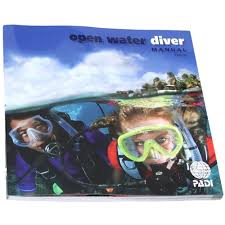 Padi Dive Tables by Padi Open Water Diver Manual With Table 70142