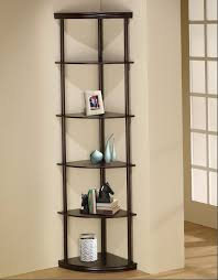 cheap unique for sale sauder bookcase modern bookcases espresso