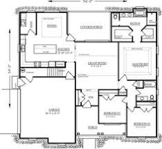 2000 Sq Ft Bungalow Floor Plans 1905 Sq Ft The Barrie House Floor Plan Total Kitchen Area No